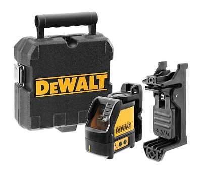 DEWALT DW088K Self-Leveling Cross Line Laser, New