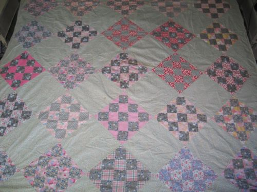 New York Beauty Quilt Top For Sale Classifieds