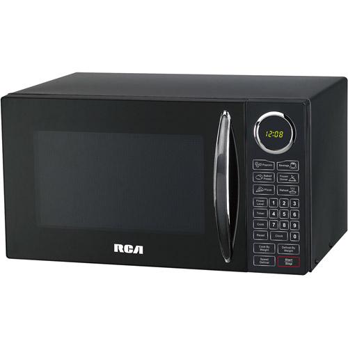 RCA 0.9 cu ft Microwave Black
