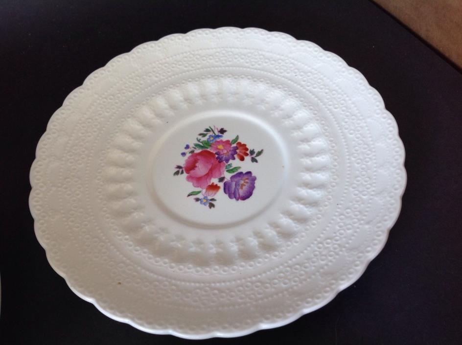 SPODES SPODE'S JEWEL COPELAND  ROSE PATTERN # 70392 SIDE PLATE OR LARGE SAUCER
