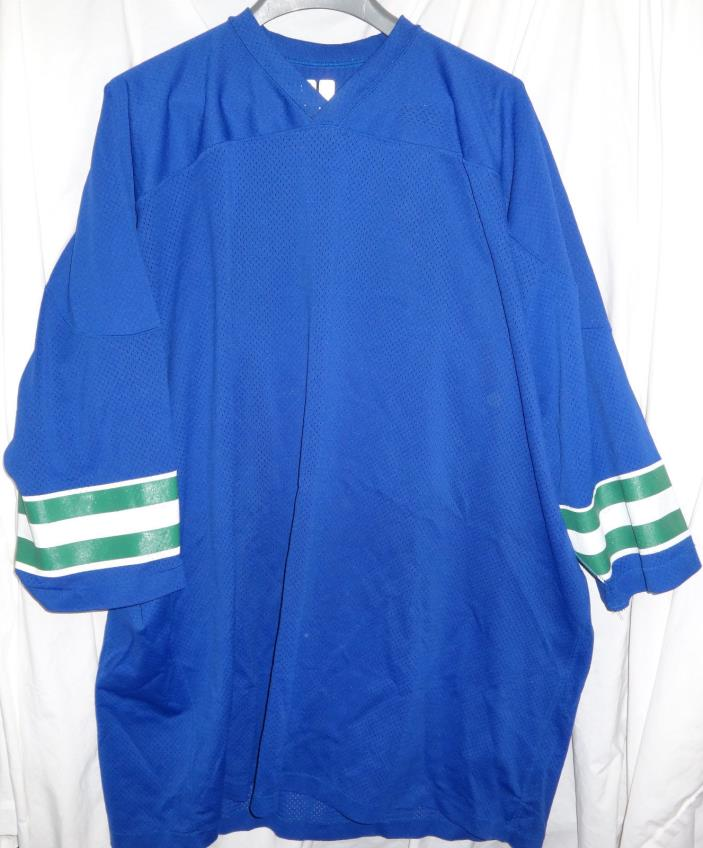 Vintage SEATTLE SEAHAWKS Team Issued NFL Football Jersey