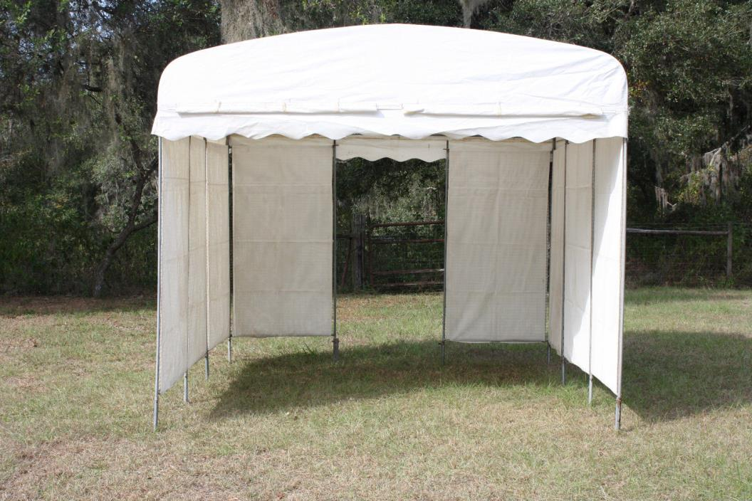 Art show canopy for sale classifieds for Used craft fair tents