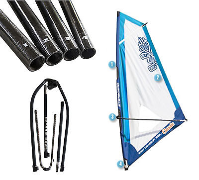 Starboard Windsup Classic Rig Package 5.5M