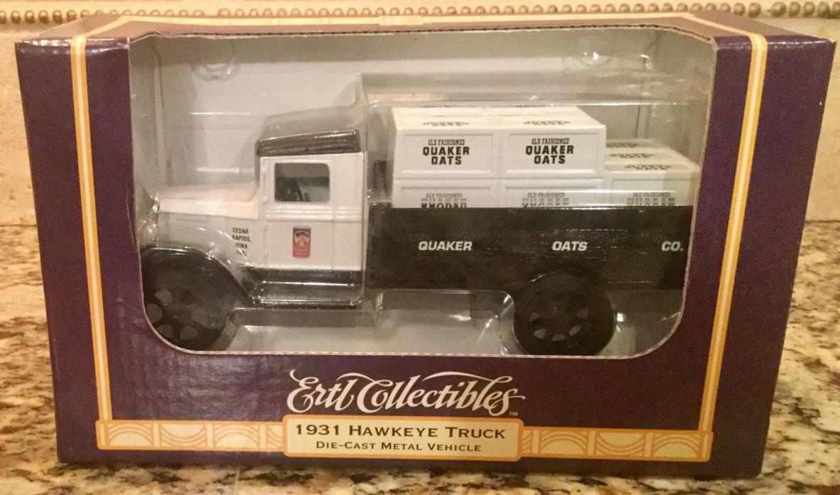 New Ertl Quaker Oats Co.