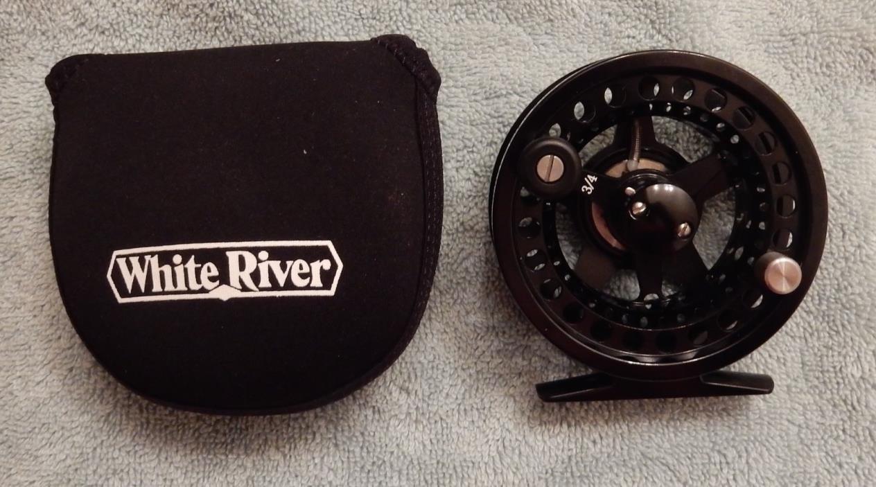 White River 270 TS34R Fly Fishing Reel NIB