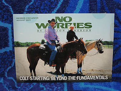 Clinton Anderson Colt Starting: Beyond the Fundamentals DVD