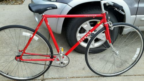 Vintage 1981 Schwinn Traveler Single Speed