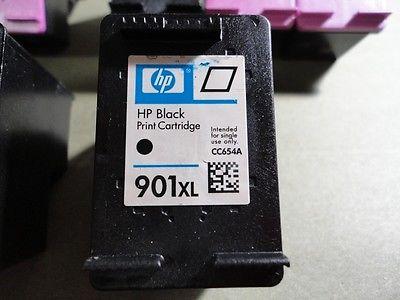 Empty HP inkjet cartidges(6)