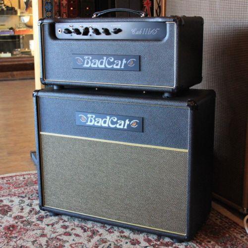 Bad Cat Cub III 15watt Head & Cabinet Amplifier (SKU 5579K)