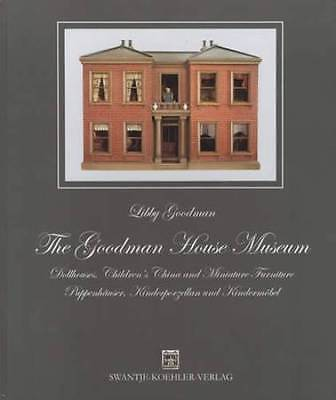 Goodman Antique Doll Museum Collector Ref Dollhouses Minature China & Furniture