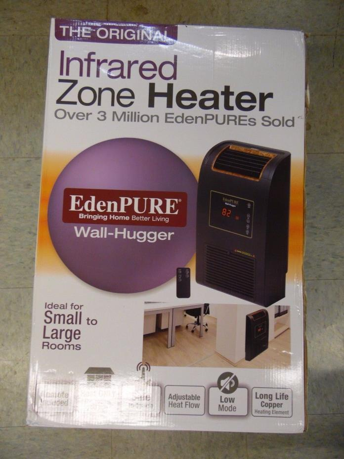 Eden Pure Infrared Heater For Sale Classifieds
