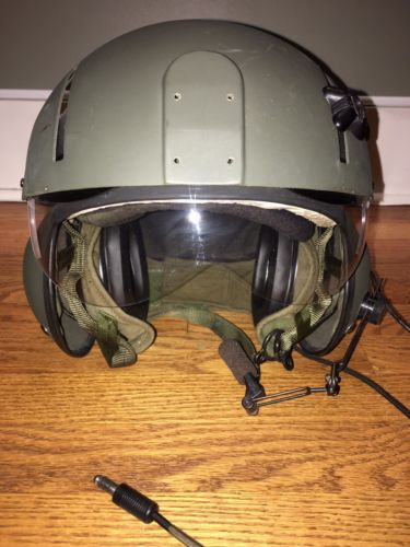 Helicopter Flight Helmet - For Sale Classifieds