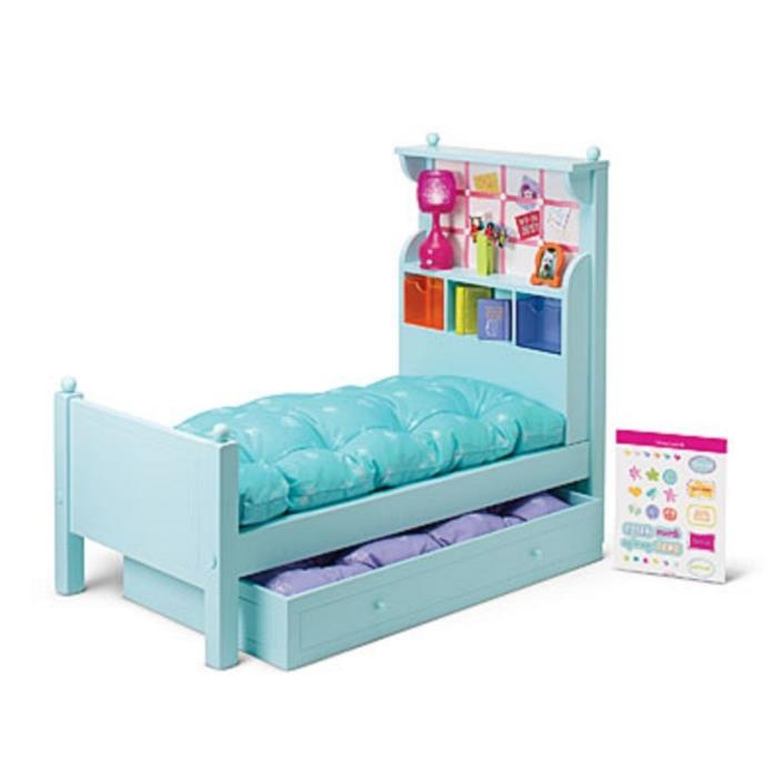 american girl bed trundle for sale classifieds. Black Bedroom Furniture Sets. Home Design Ideas