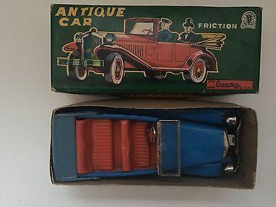 Rare Vintage Cragstan Rolls Royce Friction Car  Excellent