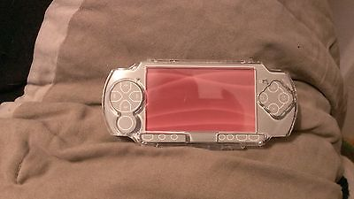 Clear Protective Case for Sony PSP Slim