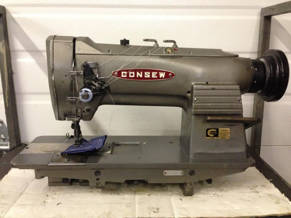 consew walking foot sewing machine for sale