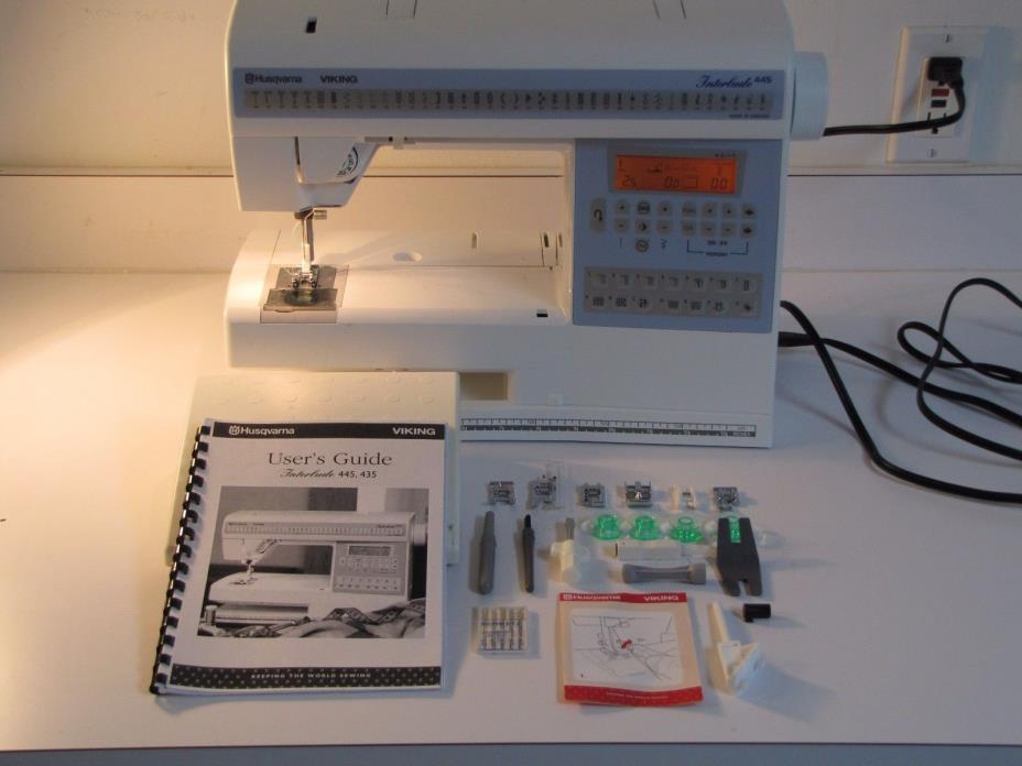 Husqvarna Viking Accessories : Husqvarna viking sewing machine accessories for sale