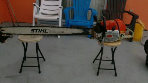Stihl MS880 Magnum Professional Gas Chainsaw with 47
