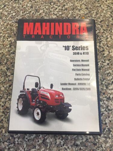 Mahindra Tractor Loader