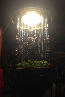 Vintage Conquistador Rain Lamp