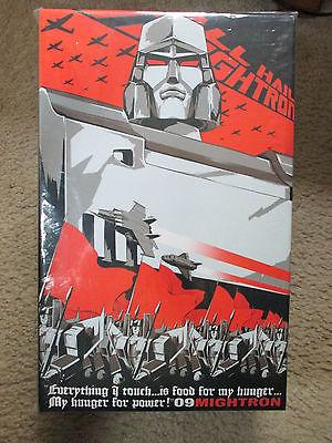Transformers DX9 D09 Supreme Leader Mightron Megatron Masterpiece  *USA SELLER*