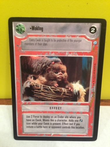 Star Wars Ccg Wokling
