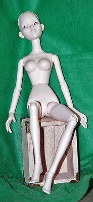 Evangeline Ghastly Resin Doll Mannequin