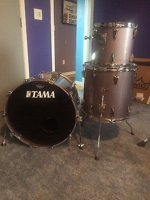 1988 Vintage Tama Granstar Custom Drum Kit Set
