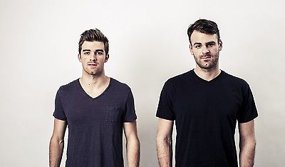 THE CHAINSMOKERS AT CLUB NOMADIC