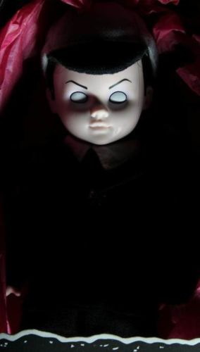 Living Dead Dolls DAMIEN - rare original SEALED