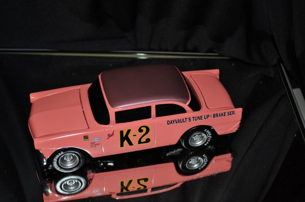 XRARE 1/24 Dale Earnhardt #K-2 PINK 1956 FORD VINTAGE HISTORICAL DieCast BWB