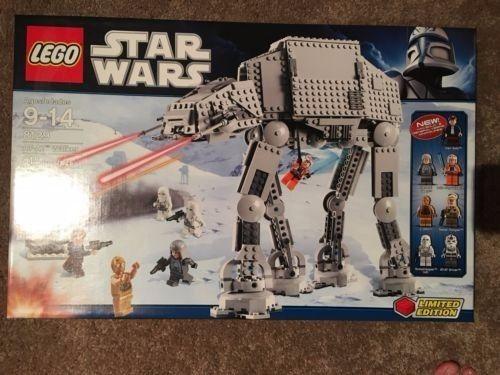 LEGO Star Wars AT-AT Walker 8129 NIB