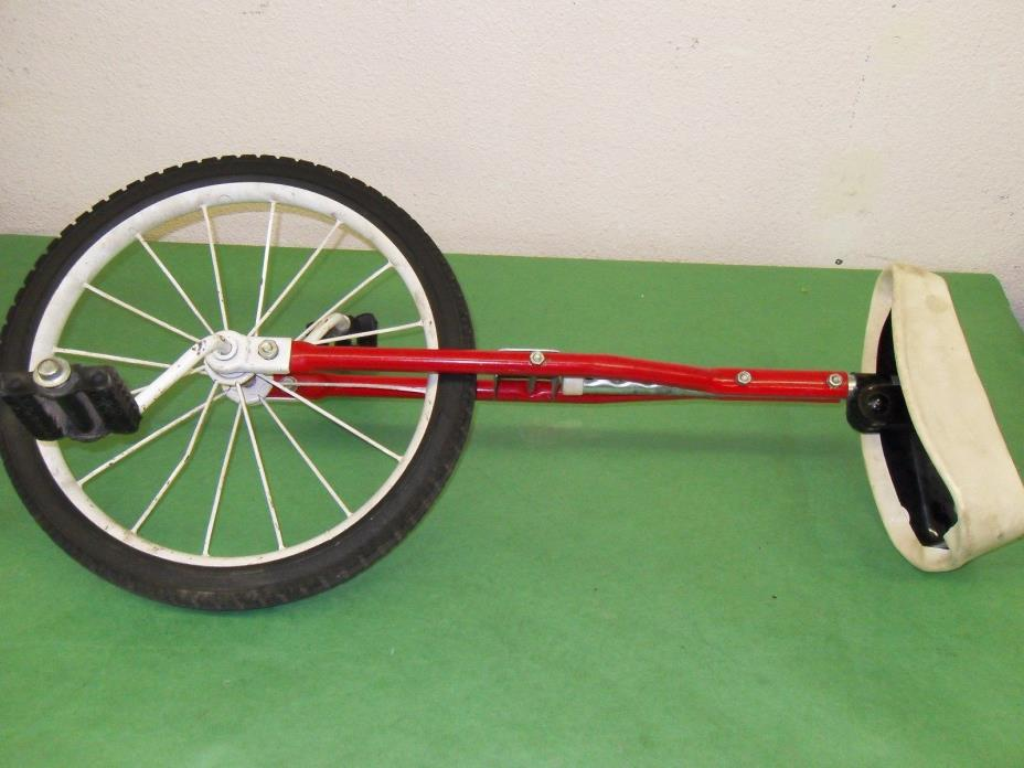 Vintage Collectable Hedstrom Unicycle Bicycle Banana Seat
