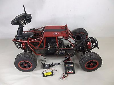Losi Desert Buggy XL 4WD RTR Truck RC Chassis Oil Gas 23cc LOS05001