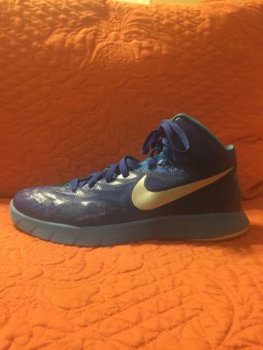 Men's Nike Lunar Hyperquickness Basketball Shoes Sz 9.5