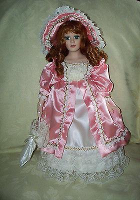 Gorgeous Bisque Porcelain Debutante Doll