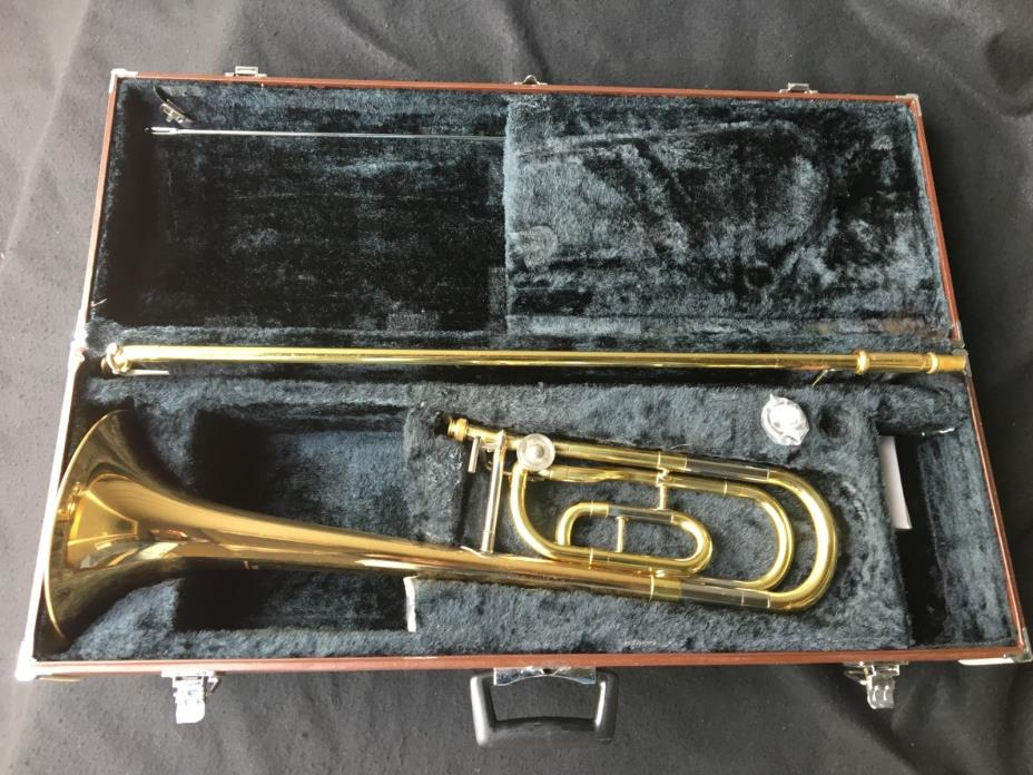 Trombone with trigger for sale classifieds for Yamaha trombones for sale