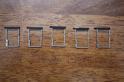 VERY LOW PRICE ** 5 OEM BLACKBERRY PRIV Micro SD Card Tray Holders Replacements
