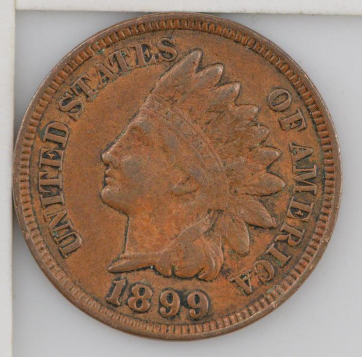 1899 Indian Head One Cent *Z93