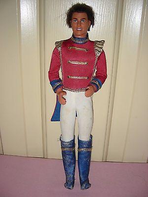 Ken as Prince Eric from Barbie in The Nutcracker (no Nutcracker mask)