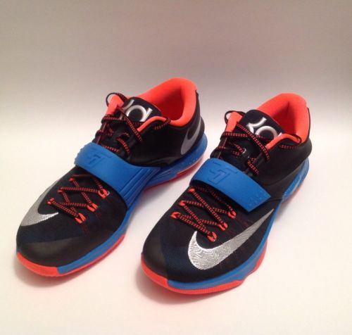 KD VII 7 Away Size 12 Men's Basketball Shoes