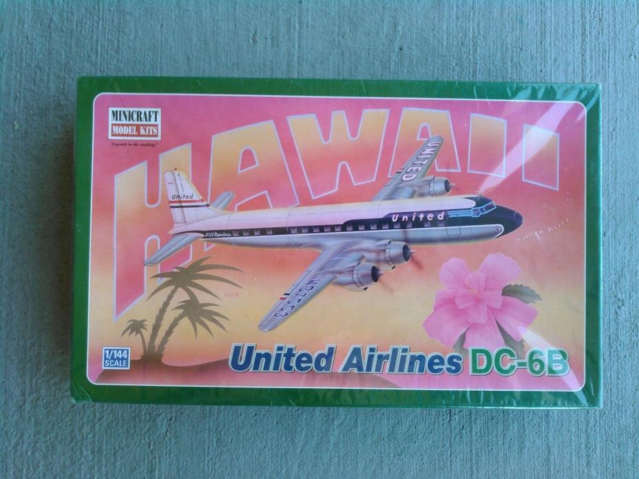 MINICRAFT #14532 DOUGLAS DC-6B UNITED AIRLINES