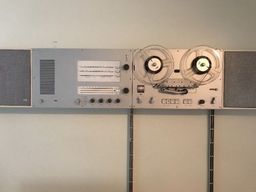 Braun TS45 & TG60 - Dieter Rams Masterpieces