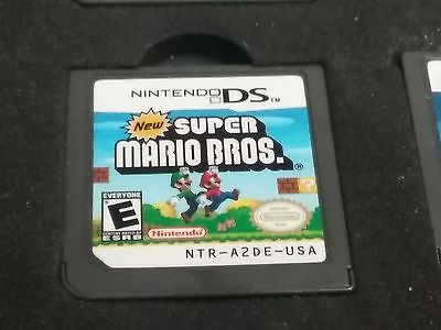 Nintendo DS New Super Mario Bros. Game Only Video Game