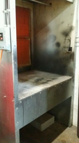 JC Metal Paint Spray Booth 44