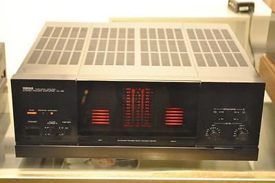 Vintage Yamaha M-45 Natural Sound Stereo Power Amplifier 1 of 2