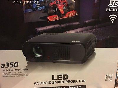 4k projector. a350 Aspen projections.A72 digital proj. sls. Kevlan 5.1 hd Ts.