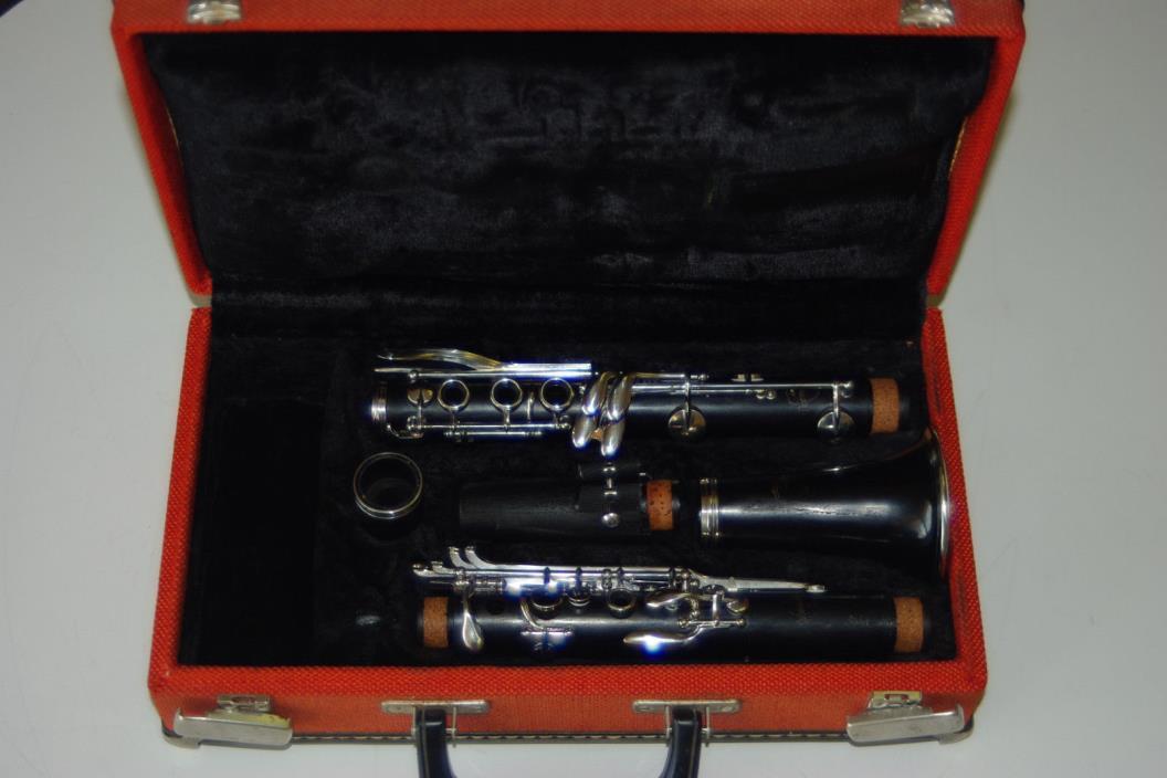 Clarinet Wood Intermediate Normandy 4   --reduced--