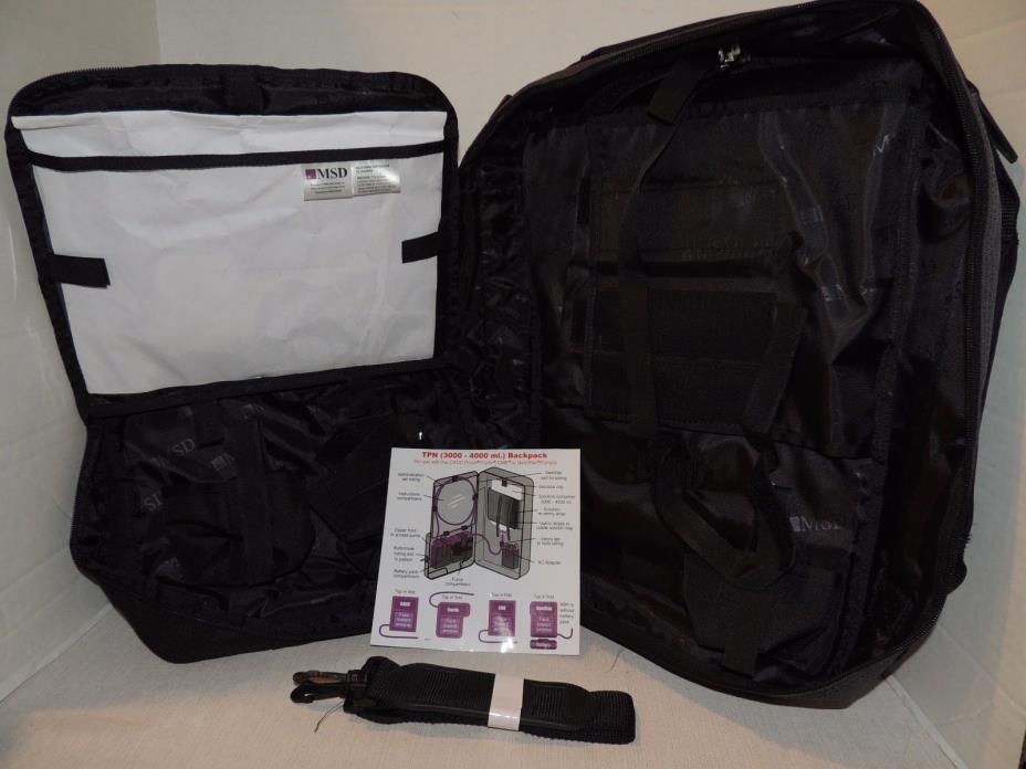 TPN  (3000-4000ml. )CADD backpack NEW W/O TAG