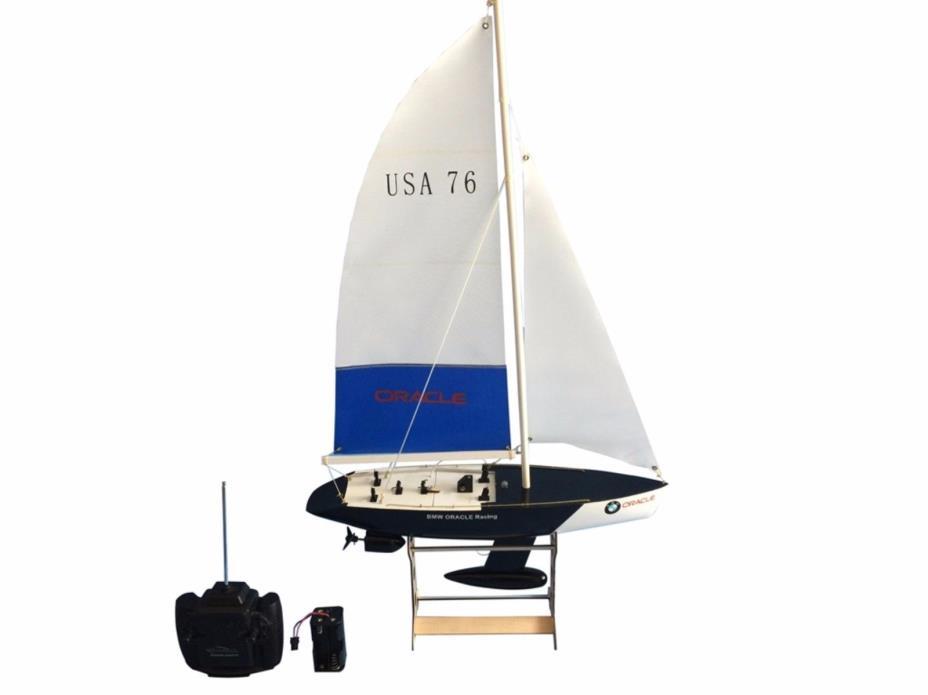 RC BMW Sail boat 25